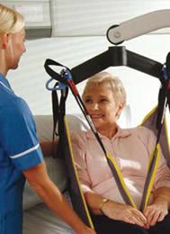 patient handling trainer course