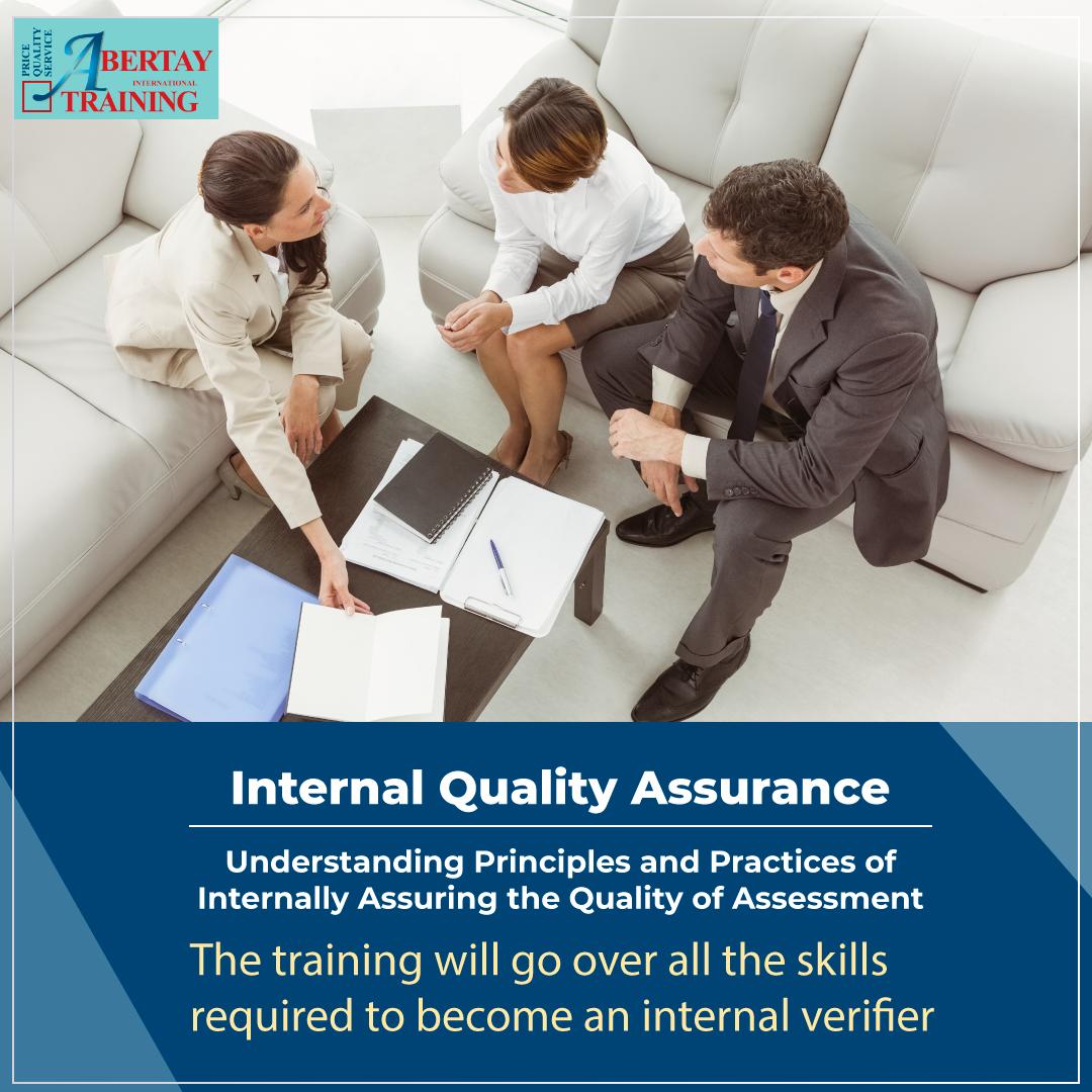 IQA Training Question