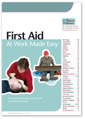 First-Aid-at-Work-Book
