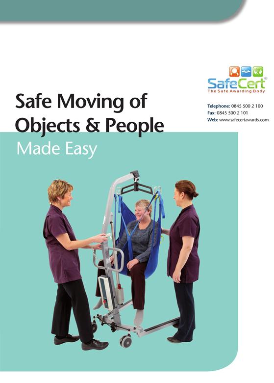 Patient handling book