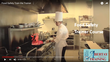 Accredited Food Safety e-learning