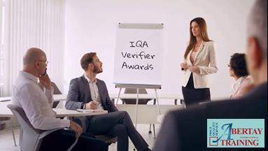 IQA Verifier Award