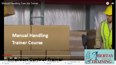 Accredited Manual Handling Online Learning