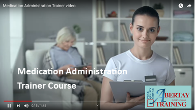 Medication Administration Train the Trainer