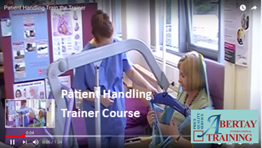 Patient Handling Train the Trainer