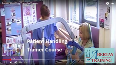 Patient Handling Train the Trainer