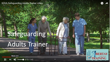 SOVA Safeguarding Adults Trainer Course
