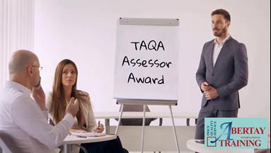 TAQA Assessor Courses