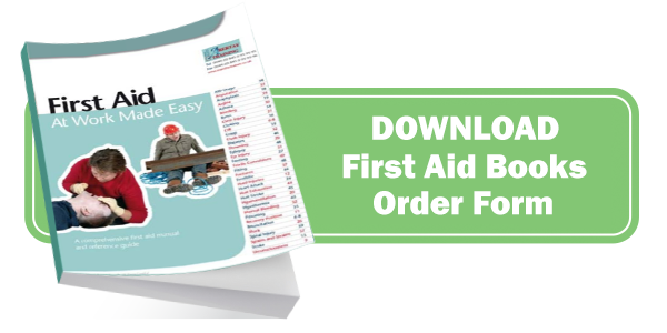 first aid books order form