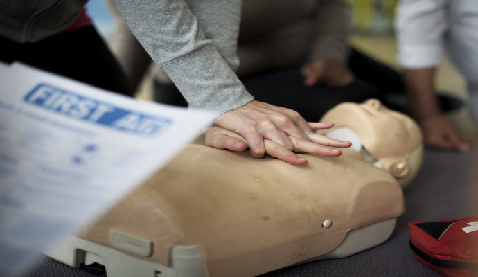 Emergency First Aid Trainer Course