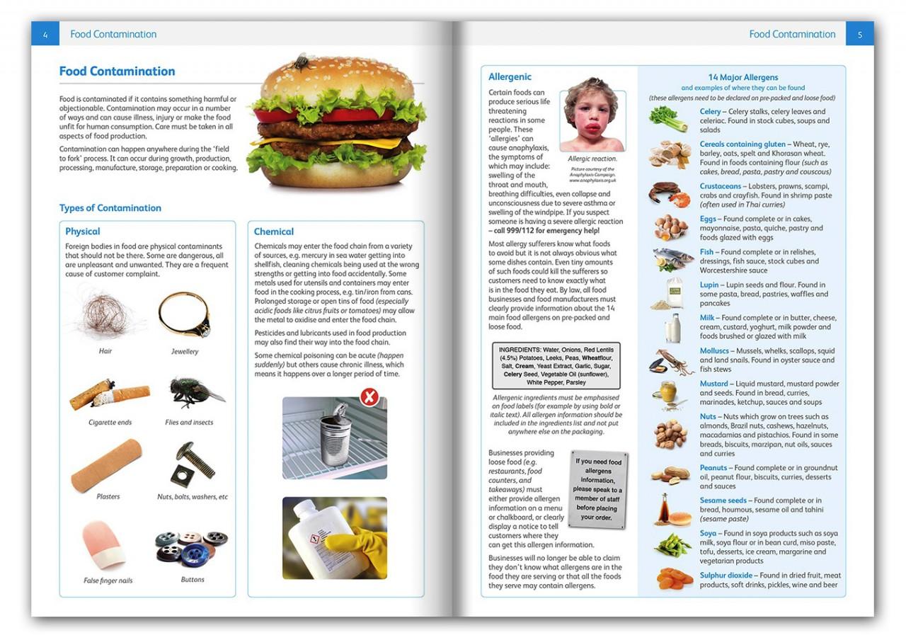 Food Safety Training Manual