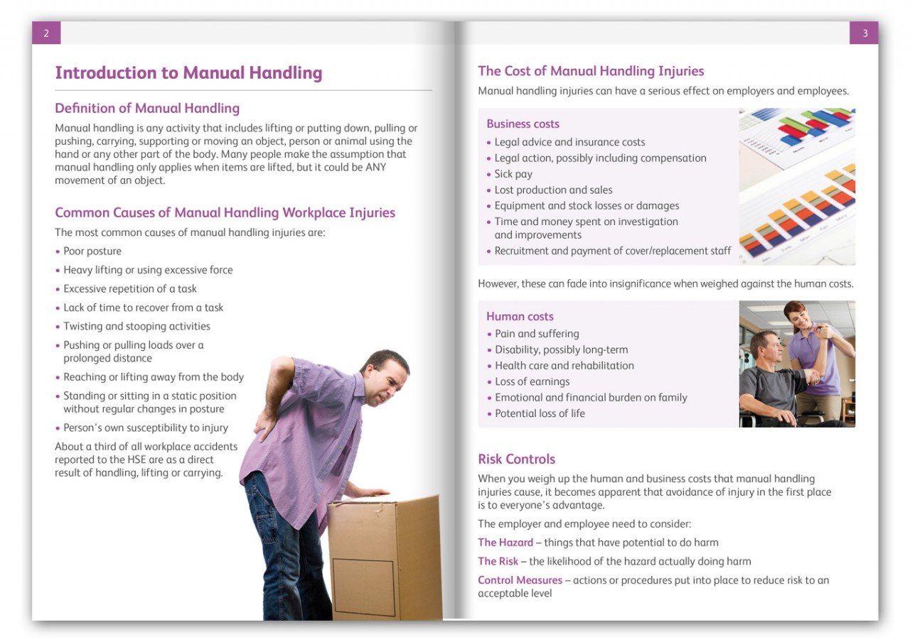 Manual Handling Training Manual