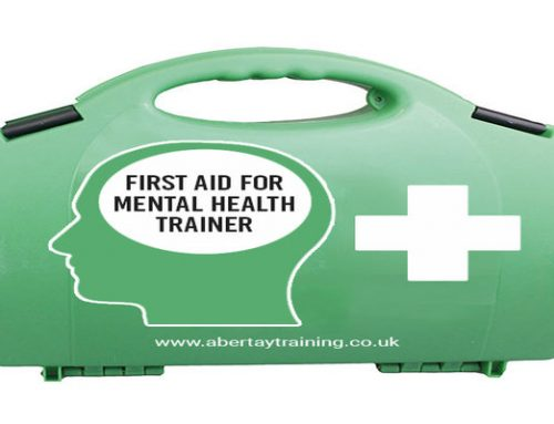 How can I qualify as a Mental Health First Aid Trainer?