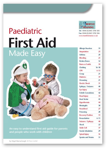 Paediatric First Aid Training Manual