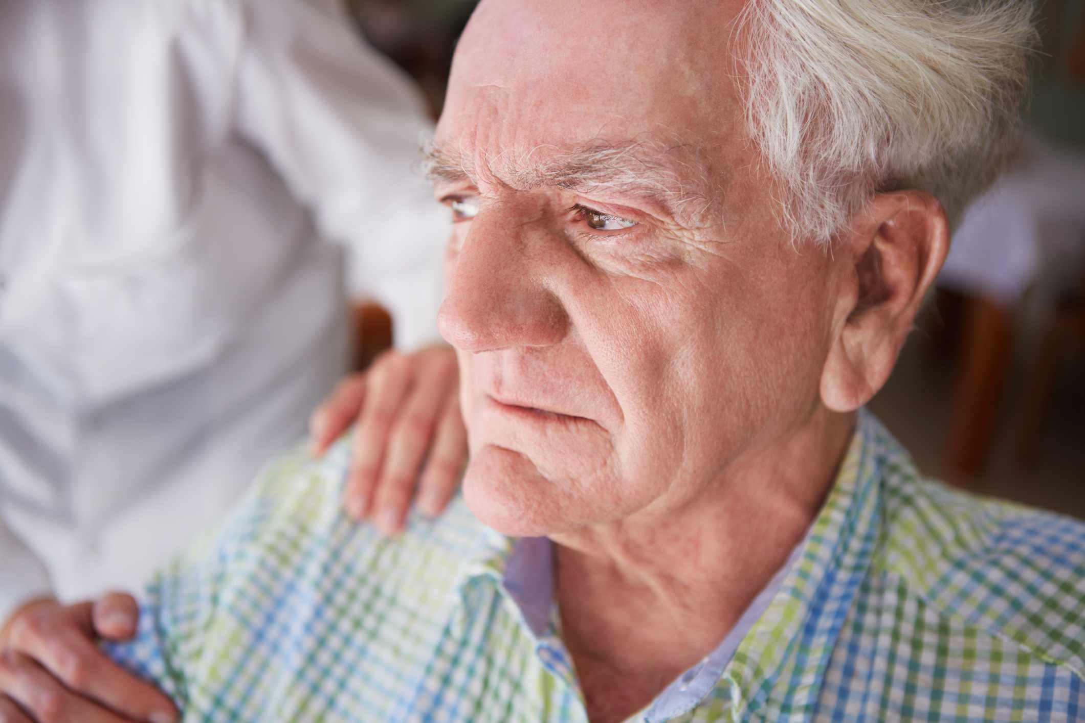 Aggression in Care question