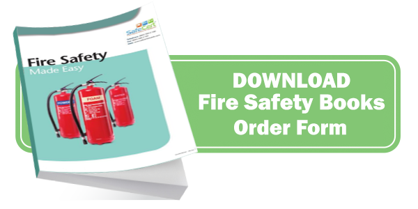 Fire Safety Manual Order Form