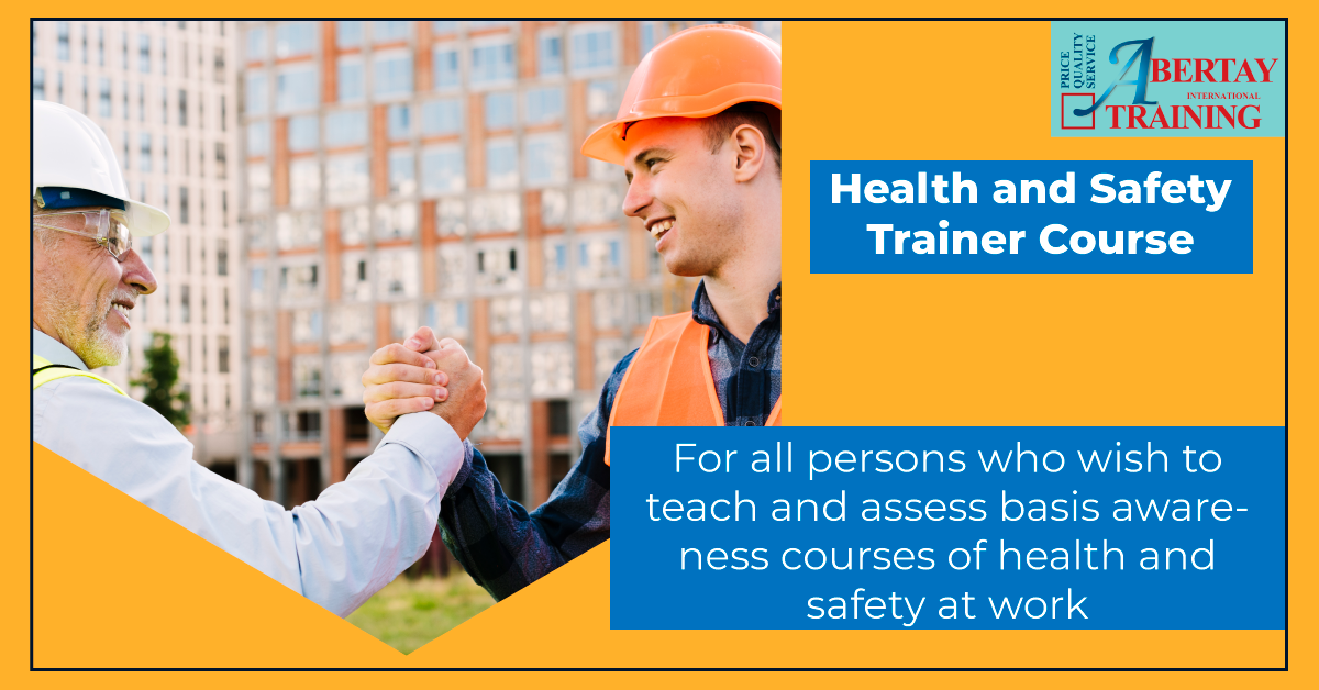 Health and safety Quiz question