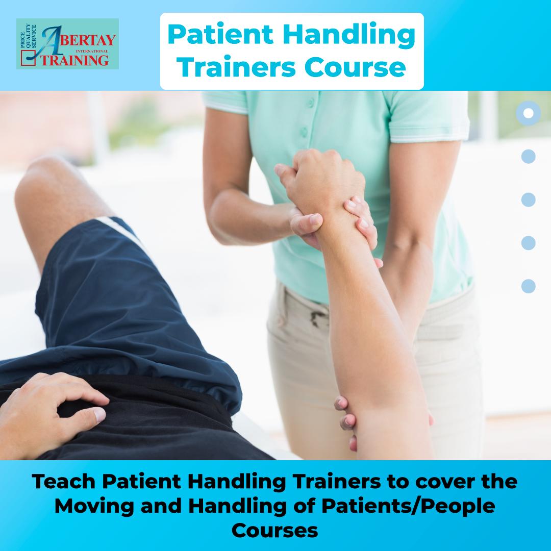 Patient Handling Trainer Questions